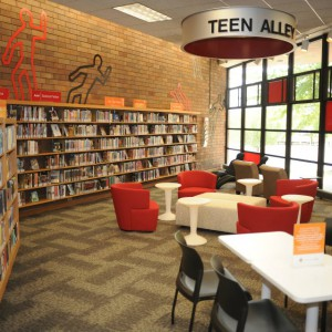 Library_Oak Bend Teen Center
