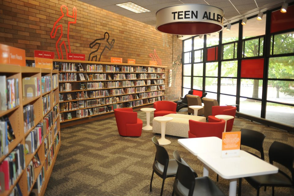 Teen Center Is Part Of 18