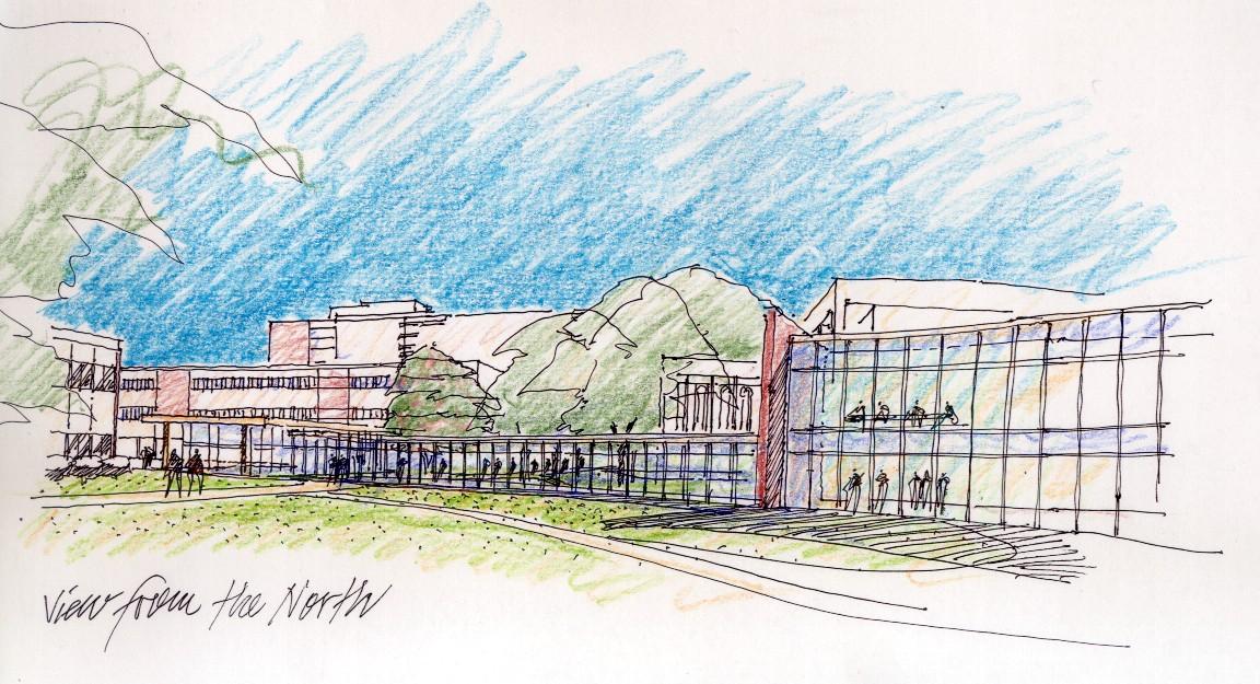 Busch Student Center