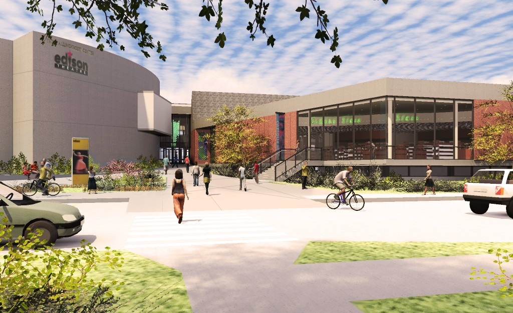 Mallinckrodt Student Center