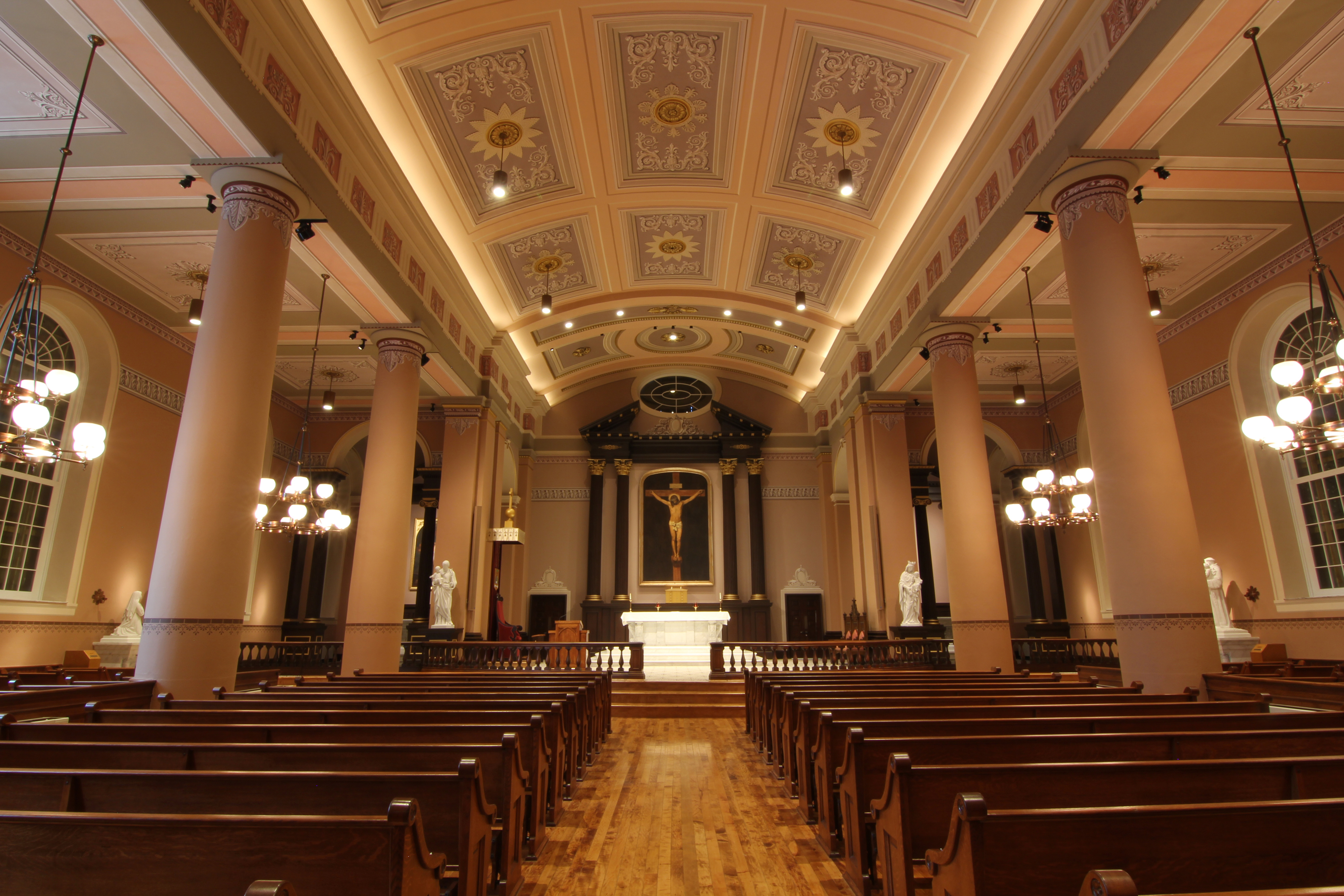 Old Cathedral Basilica Of St Louis Mackey Mitchell