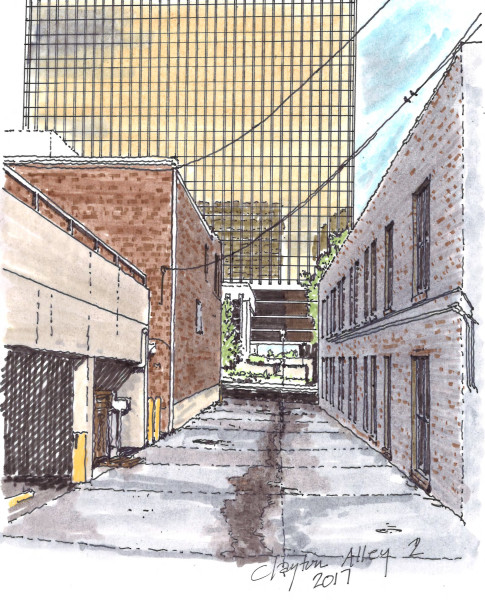 Clayton alley