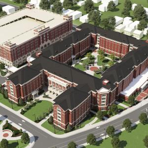 New Tutwiler Residence Hall