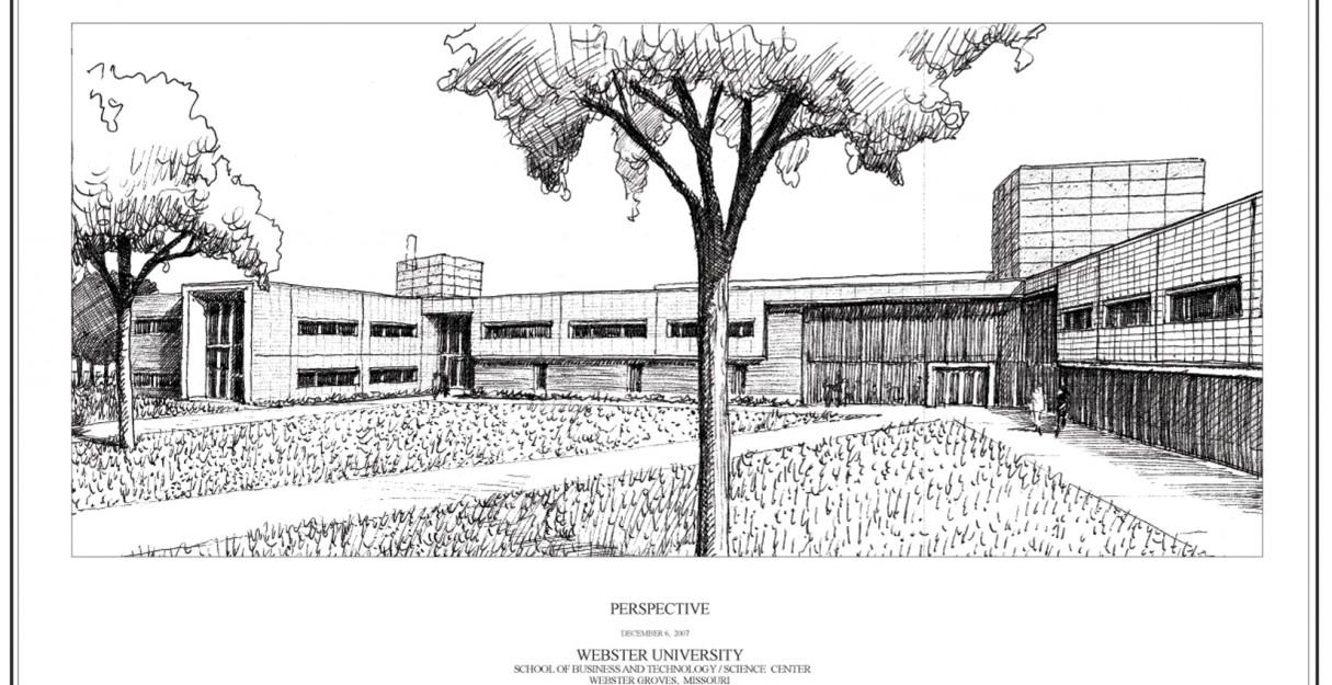 East Academic Building