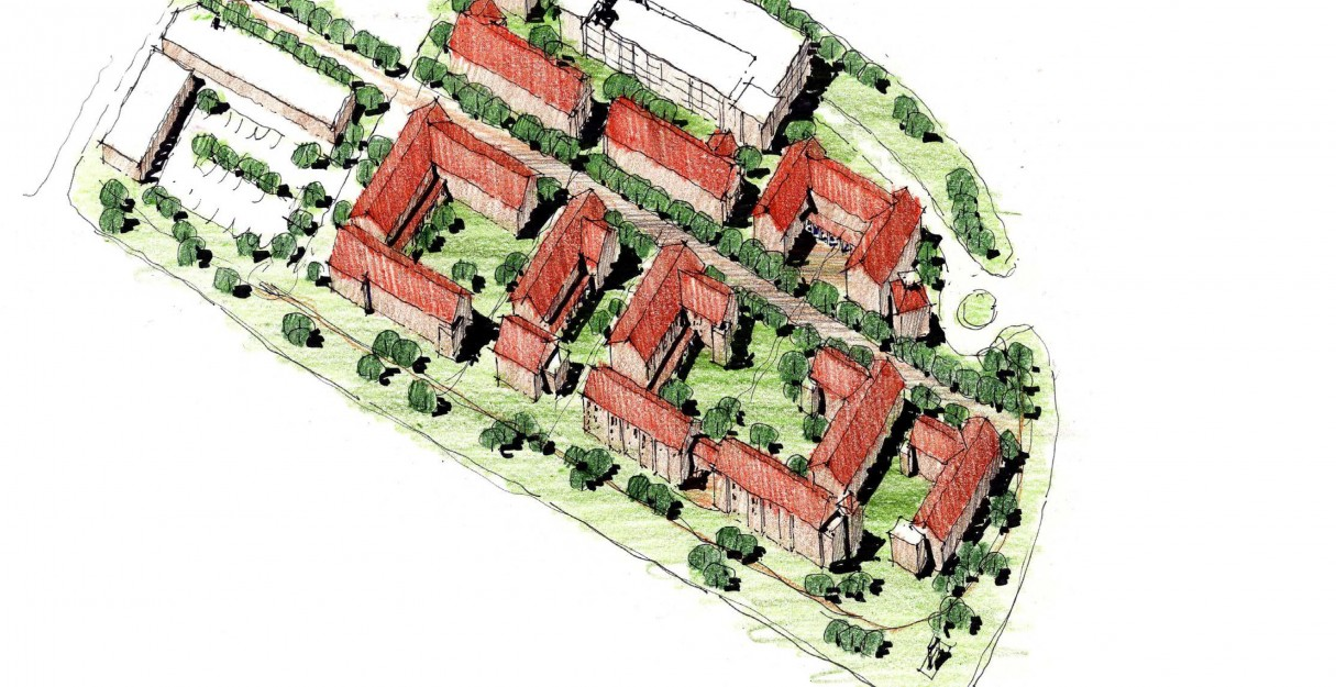 West Village Residence Halls