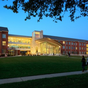 East and West Residence Halls