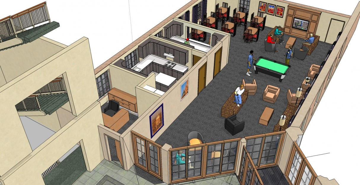 Duncan Residence Hall