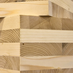 Catching the Wave of Advanced Wood Construction Concepts