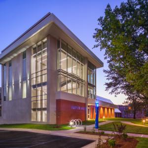 Sampson Hall Center for Health Sciences Renovation