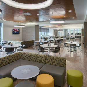 Miami North Quad Residences and Martin Dining