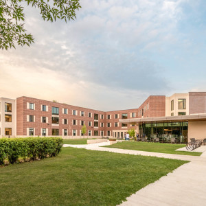 Great Plains East & West Residence Halls