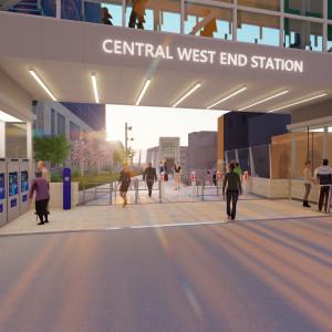 MetroLink Station Improvements