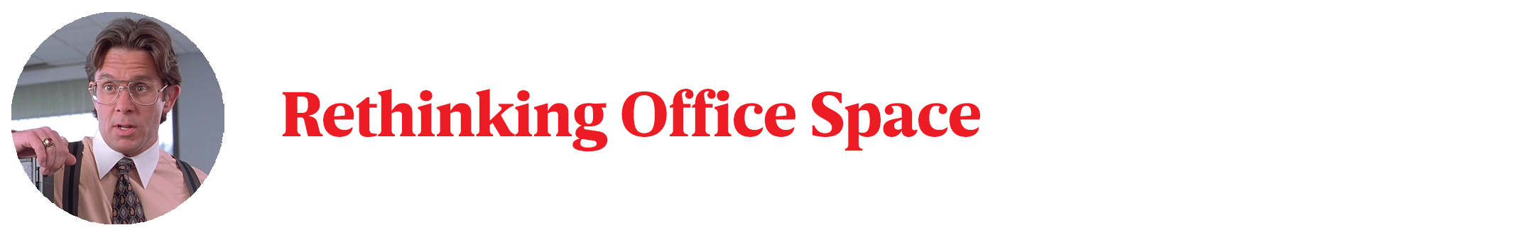 rethinking office space
