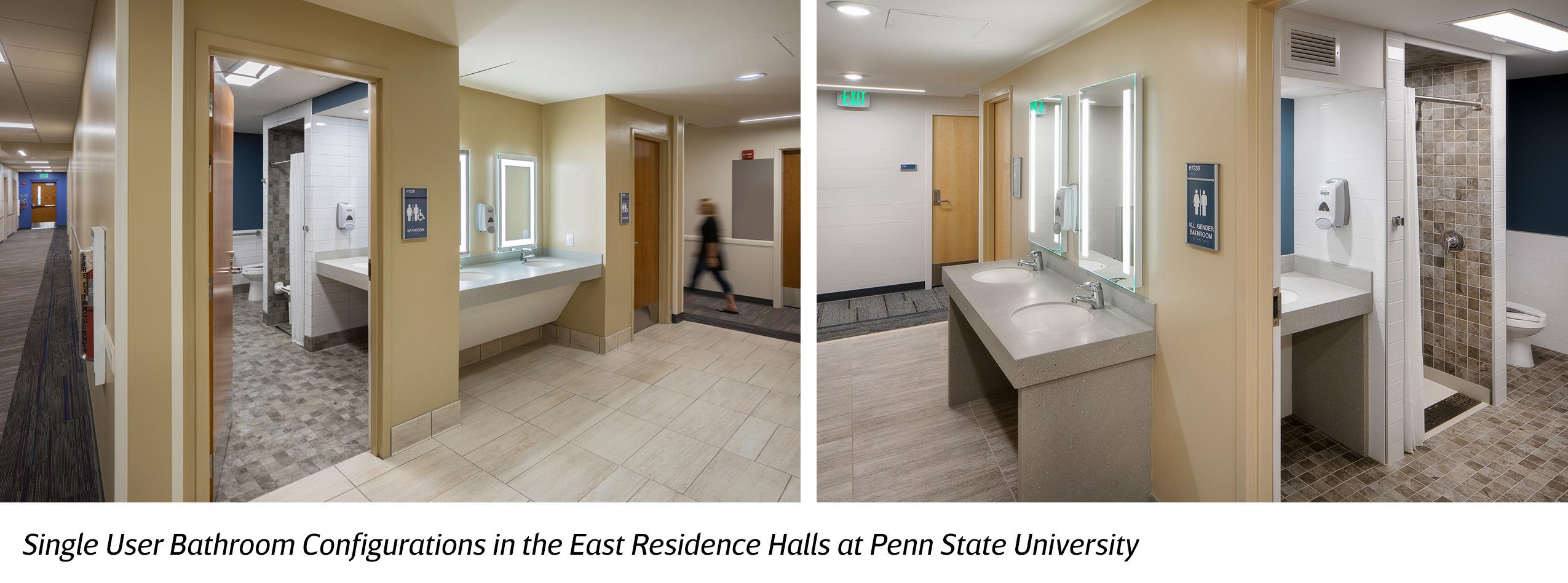 Bathroom Penn State