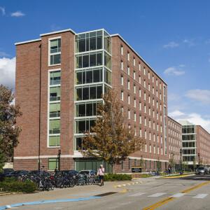 Meredith Residence Hall South